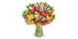 41 Inkalilien (bis zu 300 Blüten) als Blumenstrauß für 23,98€