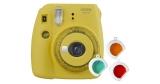 Fujifilm Instax Mini 9 Sofortbildkamera (Polaroid Fotos) smoky weiß für 44,90€