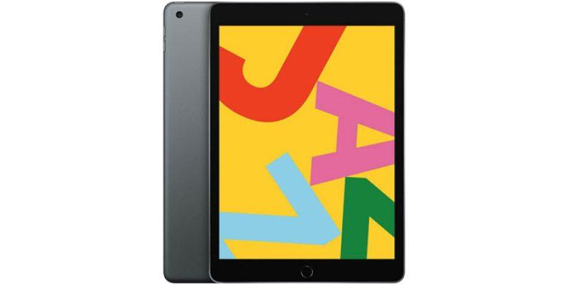 Apple iPad 2019 (10,2 Zoll) Wi-Fi 128 GB + Apple Pencil + 1 Jahr Apple TV+ für 459€