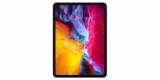 Apple iPad Pro (11 Zoll) WiFi 128 GB Space Grau für 689€ (2020)