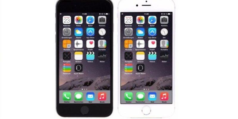 Apple iPhone 6 refurbished (B-Ware) mit 16GB für 389€
