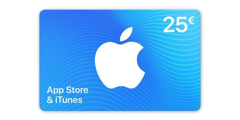 iTunes Guthabenkarten mit 15% Extra-Guthaben bei Amazon