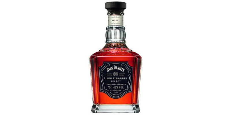 Jack Daniels Single Barrel Select Tennessee Whiskey (0,7 Liter) für 27,99€