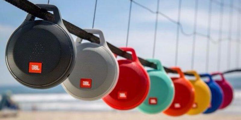 JBL Clip+ (mobiler Bluetooth-Lautsprecher) für 19,99€