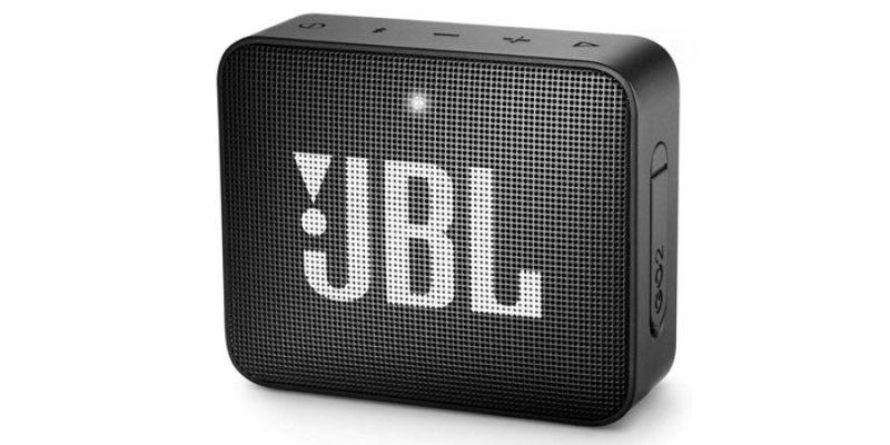 JBL Go 2 Bluetooth Lautsprecher (schwarz, blau, champagner, etc.) für 19,99€
