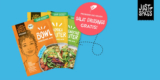 Just Spices Cashback Aktion: bis zu 8x Just Spices Salatdressings gratis