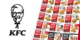 KFC Gutscheine 2021 zum Ausdrucken als PDF – z.B. 6x Hähnchenteile + 2x große Pommes für 9,99€