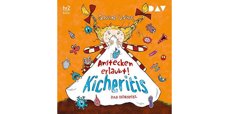 """Gratis Kinderhörspiel: """"Kicheritis – Anstecken erlaubt!"""" für 0€ anhören"""