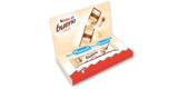 Kinder Bueno White gratis testen – täglich 1.000 kostenlose Schokoriegel mit Milch-Haselnuss-Creme