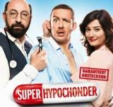 """2 Kinokarten für 50 Cent für den Film """"Super Hypochonder"""""""