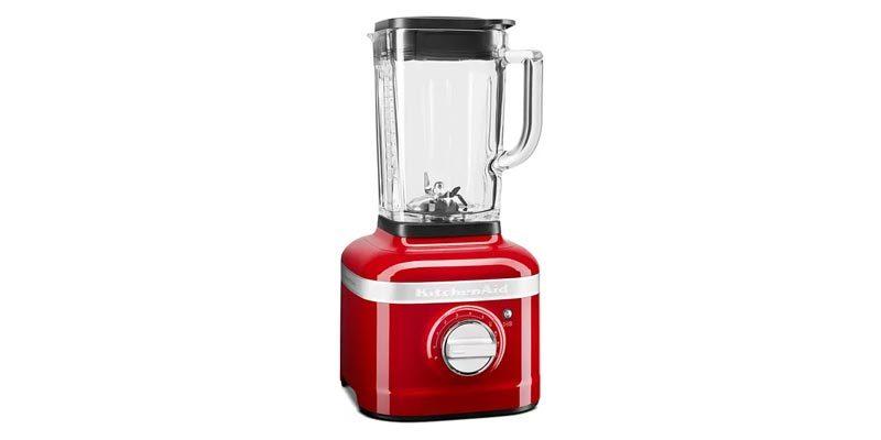 KitchenAid Standmixer K400 5KSB4026ECA rot (1200 Watt, 1.4 Liter) für 239€