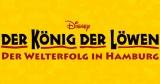 Disneys König der Löwen Musical + Hotel-Übernachtung in Hamburg ab 178€