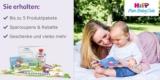 Übersicht kostenlose Babyclubs: Willkommenspakete für Babys mit Gratis-Proben