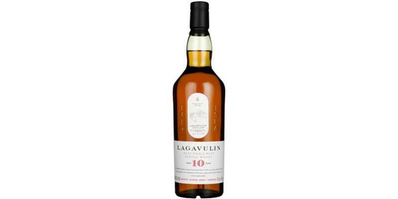 Lagavulin Single Malt Whisky (10 Jahre) für 56,50€