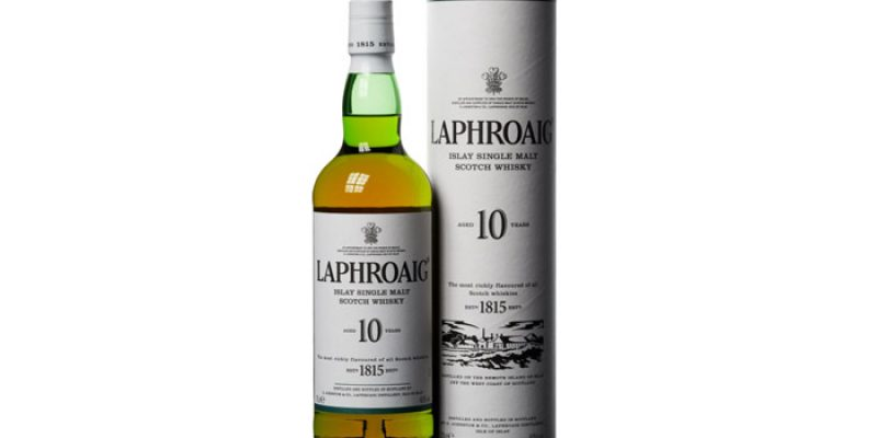 Laphroaig Islay Single Malt Scotch Whisky (10 Jahre) für 26,99€