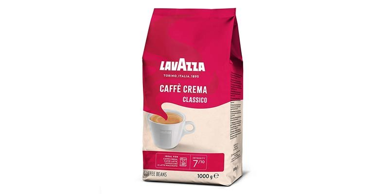 1kg Lavazza Caffè Crema Classico Kaffeebohnen für 7,88€