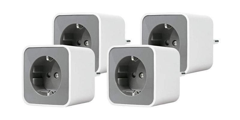 4x Ledvance Smart+ Plug Steckdose (ehemals Osram) fürs Smart Home (Alexa & Hue kompatibel) für 27,98€
