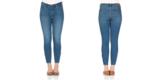 Lee Scarlett Damen Jeans (Cropped, Skinny Fit, blau) für 22,49€ inkl. Versandkosten
