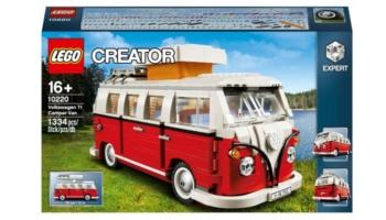 LEGO Creator Volkswagen T1 Wohnmobil für 81,48€