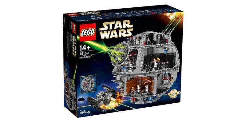 Lego Star Wars Todesstern 75159 (über 4.000 Teile) für 379,99€