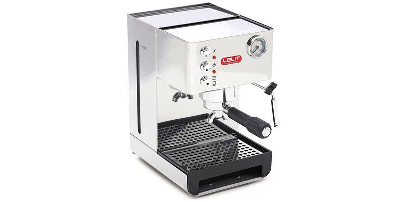 Lelit Anna Kaffeemaschine PL41EM (semiprofessionell) für 287,06€