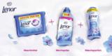 Lenor Cashback Aktion: Lenor Waschmittel, Weichspüler oder Wäscheparfüm kostenlos testen