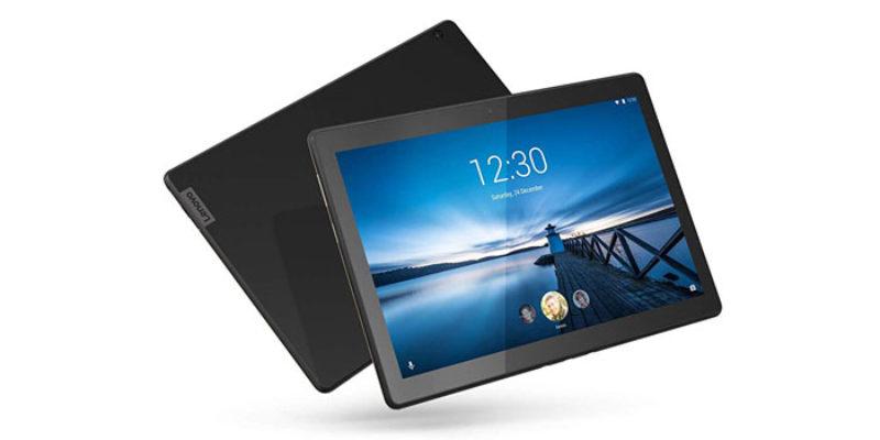 Lenovo Tab M10 Tablet mit 64 GB Speicher & 4 GB RAM (10,3 Zoll) für 144,99€