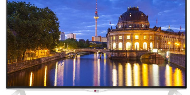 LG 40UB800V Fernseher LED Backlight (40 Zoll) für 399,99€!