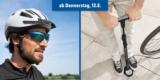LIDL Fahrrad Woche: Fahrradhelme, Schlösser, Luftpumpen, Licht & weiteres Zubehör