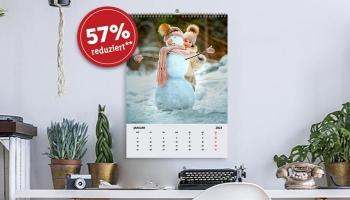 LIDL Fotokalender Gutschein – A4 Kalender in Digitaldruck für 4,21€ + 4,99€ Versand