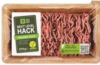LIDL Vegane Woche [ab 11.02.]: z.B. Veganes Hack für 2,29€