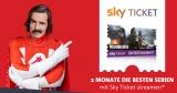 Lieferheld Sky Ticket Aktion: 2 Monate Sky Entertainment für Lieferheld Bestellung