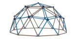 Lifetime Geodome Klettergerüst (274 x 137 cm) für 179,99€