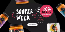 20% Little Lunch Gutschein auf alles –  Suppen & Saucen [Black Week]