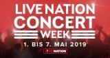 Live Nation Concert Week – 50% Rabatt auf diverse Konzerte