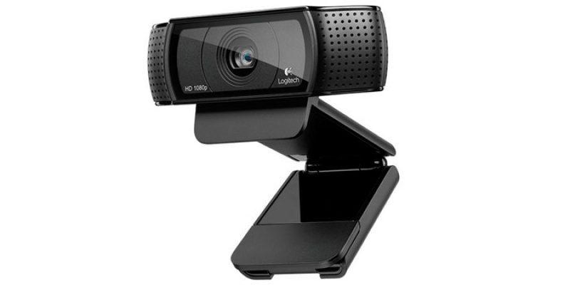 Logitech C920 HD Pro Webcam (mit USB und 1080p) für 61,78€