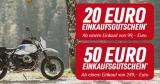 [Black Week] 20€ oder 50€ LOUIS Motorrad Shop Gutschein ab 99€ bzw. 249€ (on- und offline)