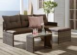Loungegarnitur Ine für den Garten oder Balkon für nur 118,95€