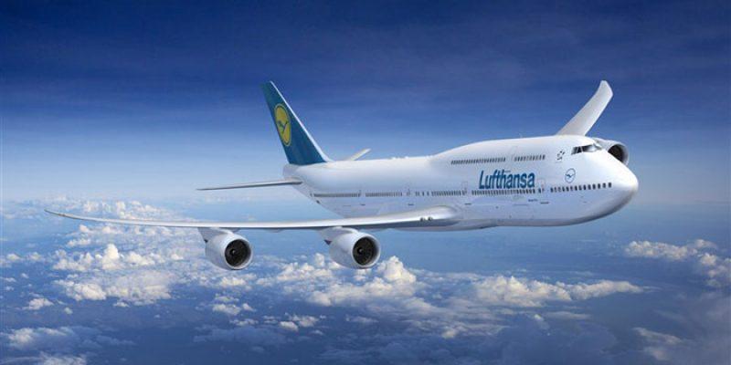Lufthansa Timepass: Nach Flugzeit bezahlen (z.B. 9 Std. Fliegen für 379€)