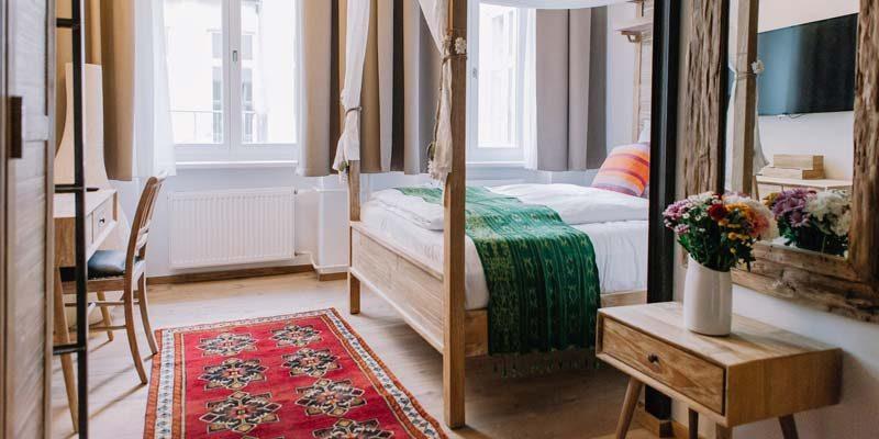 Berlin – 1 Nacht im Superior Doppelzimmer des Lulu Guldsmeden Hotel für 89€