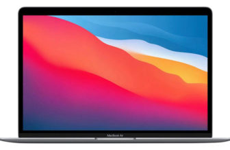 Apple MacBook Air 2020 mit M1 Chip (13.3 Zoll, 512 GB SSD) für 1.241,31€