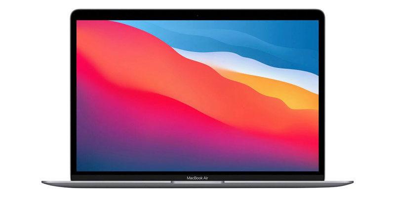 Apple MacBook Air 2020 mit M1 Chip (13.3 Zoll, 512 GB SSD) für 1.241,31€