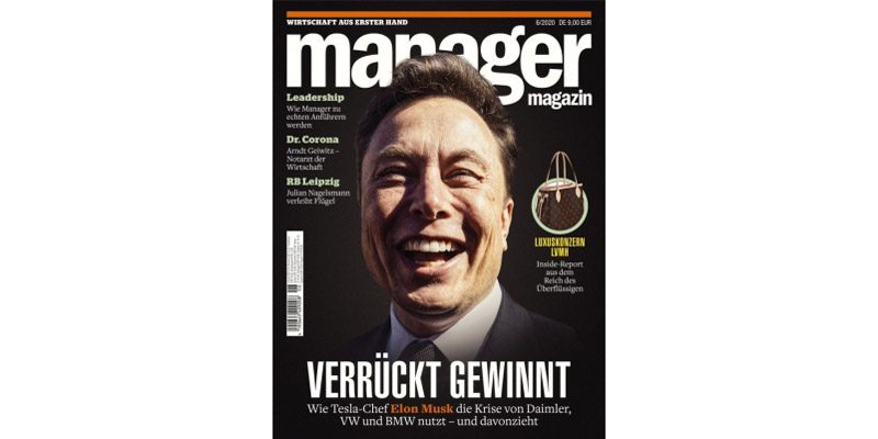 Manager Magazin Prämienabo: 6 Ausgaben für 54€ + 55€ Amazon Gutschein