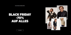 Mango Outlet Black Friday: 70% Rabatt auf alles