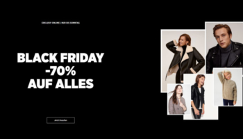 Mango Outlet Black Friday: 70% Rabatt auf alles