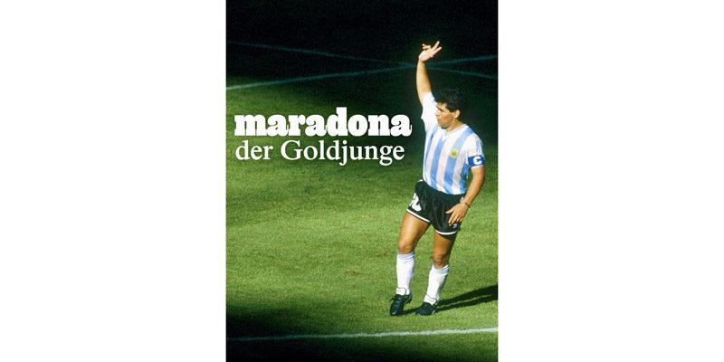 "Gratis Fußball Doku: ""Maradona, der Goldjunge"" kostenlos in der Arte Mediathek"