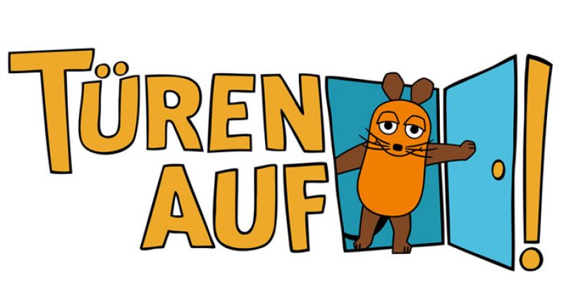 Sendung mit der Maus Türöffner Tag – Gratis Eintritt für Kinder zu diversen Einrichtungen (Klinik, Sternwarte, Klärwerk, etc.)