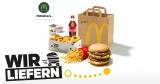 5€ McDelivery Gutschein für McDonald's Lieferservice bei Lieferheld & Pizza.de (12€ MBW)