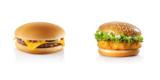 McDonald's App Gutschein: 2x Cheeseburger/Chickenburger für 2€