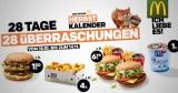 Der große McDonald's Herbstkalender: 28 Gutscheine